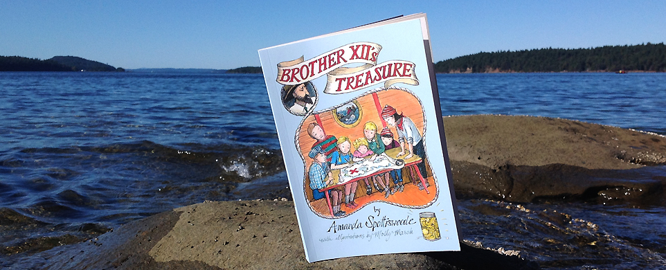 BROTHER XII'S TREASURE – JUST RELEASED